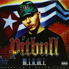 M.I.A.M.I. (Money Is A Major Issue) - Vinile LP di Pitbull
