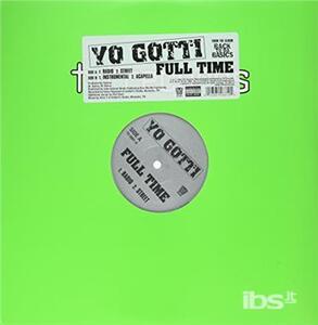 Full Time - Vinile LP di Yo Gotti
