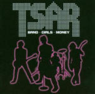 Band-Girls-Money - CD Audio di Tsar