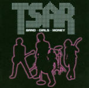 CD Band-Girls-Money di Tsar