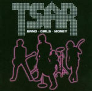 CD Band-Girls-Money di Tsar