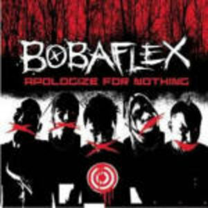 CD Apologize for Nothing di Bobaflex