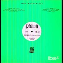 Everybody Get up - Vinile LP di Pitbull