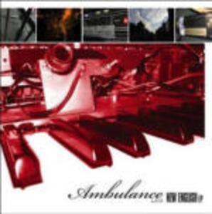 New English Ep - CD Audio Singolo di Ambulance Ltd