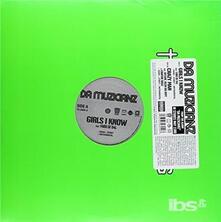 Girls I Know - Vinile LP di Da Muzicianz