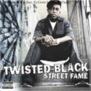 CD Street Fame di Twisted Black