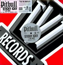 Sticky Icky - Vinile LP di Pitbull