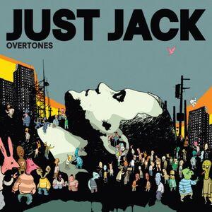 CD Overtones di Just Jack