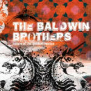 Return to the Golden Rhodes - CD Audio di Baldwin Brothers