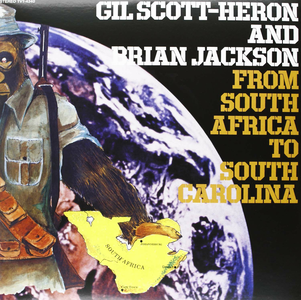 Vinile From South Africa to South Carolina Gil Scott-Heron