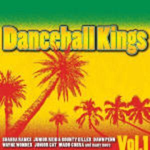 CD Dancehall Kings vol.1