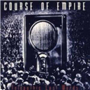 CD Telepathic Last Words di Course of Empire