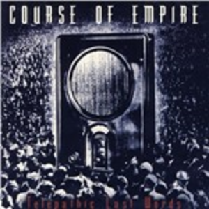 CD Telepathic Last Words di Course of Empire