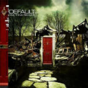 One Thing Remains - CD Audio di Default