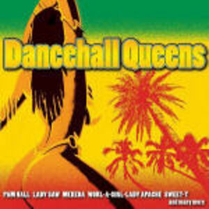 Foto Cover di Dancehall Queens, CD di  prodotto da TVT