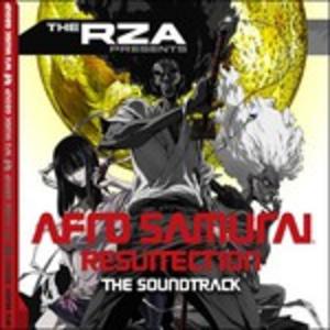 Vinile Afro Samurai. Resurrection RZA