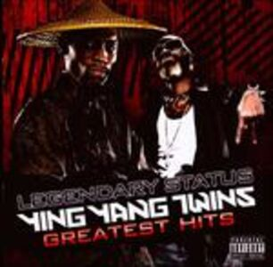 CD Greatest Hits di Ying Yang Twins 0