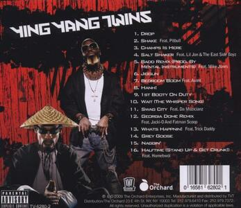 Greatest Hits - CD Audio di Ying Yang Twins - 2