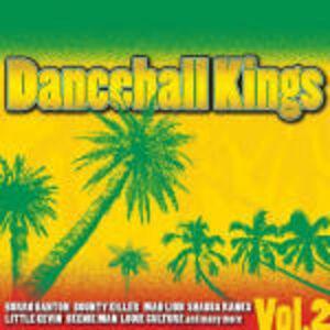 Foto Cover di Dancehall Kings vol.2, CD di  prodotto da TVT