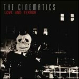 CD Love and Terror di Cinematics