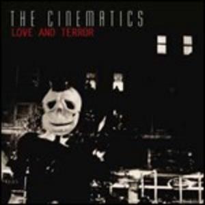 CD Love and Terror di Cinematics