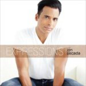 CD Expressions di Jon Secada