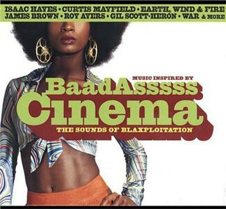CD Baadasssss Cinema (Colonna Sonora)