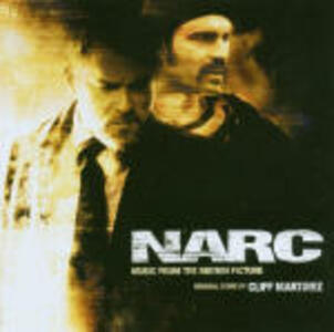 Narc (Colonna Sonora) - CD Audio