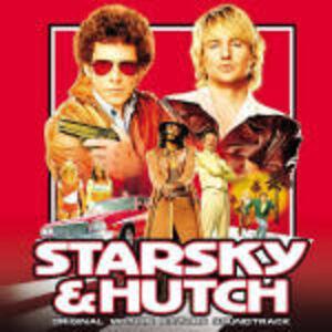 CD Starsky & Hutch (Colonna Sonora)