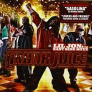 Foto Cover di Crunk Juice, CD di East Side Boyz,Lil Jon, prodotto da TVT