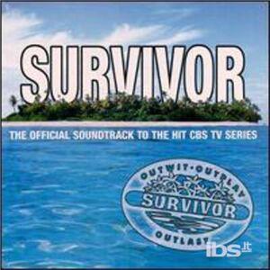 Foto Cover di Survivor, CD di  prodotto da TVT