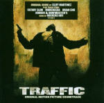 Cover CD Colonna sonora Traffic