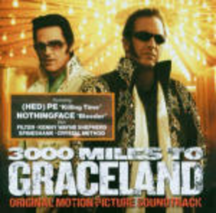 CD 3000 Miles to Graceland (Colonna Sonora)