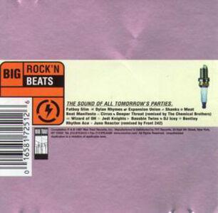 CD Big Rock'n Beats