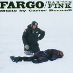 Cover CD Colonna sonora Fargo
