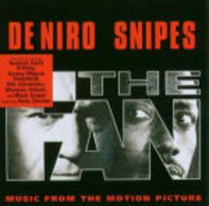 CD The Fan (Colonna Sonora)