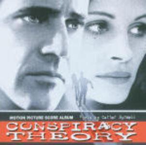 CD Ipotesi di complotto (Conspiracy Theory)