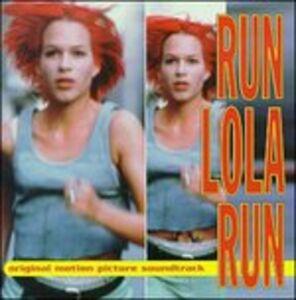 CD Run Lola Run (Colonna Sonora)