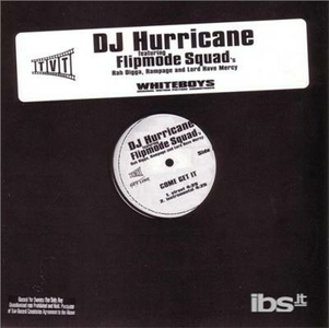 CD Come Get It di DJ Hurricane