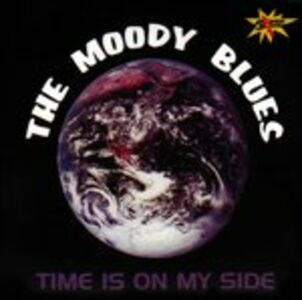 CD Time Is on My Side di Moody Blues