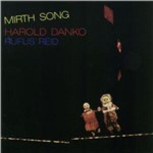 CD Mirth Song di Harold Danko