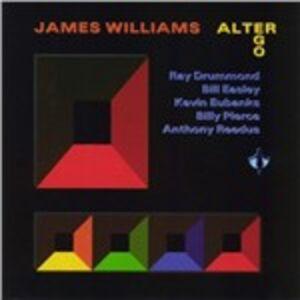 CD Alter Ego di James Williams