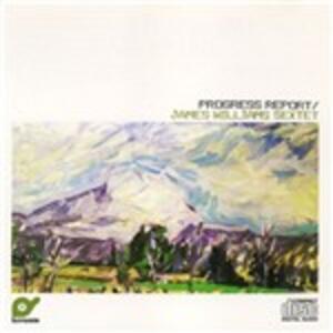 Progress Report - CD Audio di James Williams