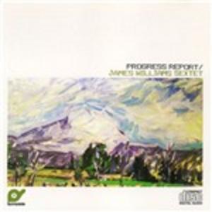 CD Progress Report di James Williams