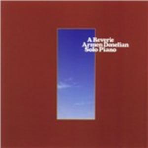CD A Reverie di Armen Donelian