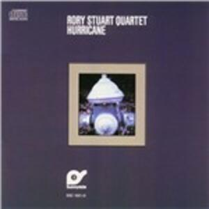 Hurricane - CD Audio di Rory Stuart