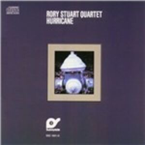 CD Hurricane di Rory Stuart (Quartet)