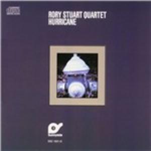 CD Hurricane di Rory Stuart (Quartet)