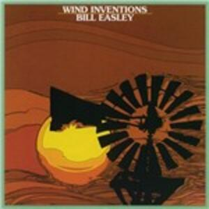 Wind Inventions - CD Audio di Bill Easley