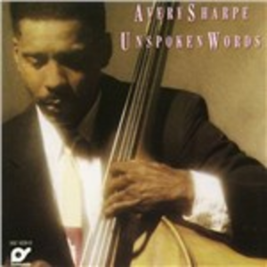 CD Unspoken Words di Avery Sharpe
